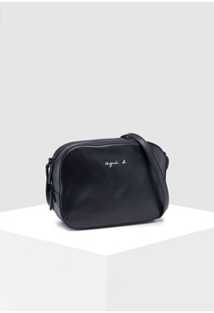 6c8668357406 Agnes B black Camera Bag 329FAAC2442382GS_1 Agnes B Camera Bag S$ 465.00.  Sizes One Size