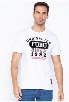 6e21c8148f95 Shop FUBU T-Shirts for Men Online on ZALORA Philippines