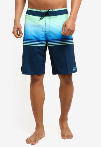 Billabong blue Fifty50 X Shorts BI783AA0SXG9MY_1