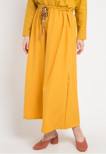 ZAHRA SIGNATURE yellow Kulot Rania CD758AAE180FE2GS_1