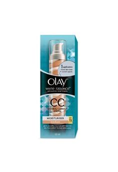 White Radiance CC Cover & Correct Cream medium SPF 15 UVA/UVB 50ml