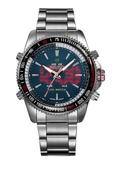 Analog LED Watch WH903-3C