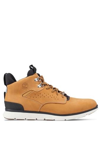 Timberland brown Killington Waterproof Hiker Chukka 2B270SH5CB63F4GS_1
