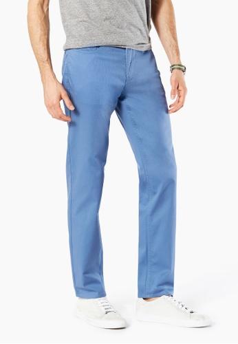 Dockers blue Dockers Standard Jean Cut Slim Tapered Pants Sunset Blue 0984CAACEA0FFAGS_1
