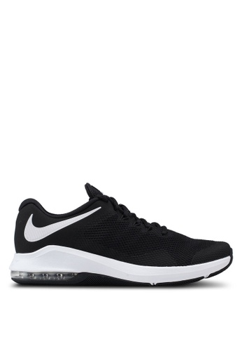 Nike black Nike Air Max Alpha Trainer Shoes 7017DSH0BDC7B7GS_1