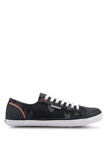 Superdry black and multi Low Pro Retro Sneakers F2E35SHA13102FGS_1