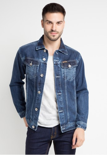 Lois Jeans blue Jacket E6B2BAA74DB1D5GS 1 ffb43da38e