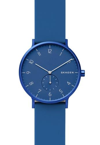 Skagen blue Aaren Kulor Watch SKW6508 CEFF2AC6F2317BGS_1
