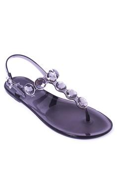 Glamour Flat Sandals