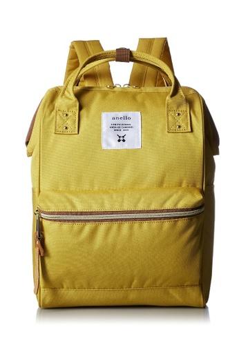 Anello yellow Mini Backpack ATB0197A- Yellow D00DBAC25E6901GS_1