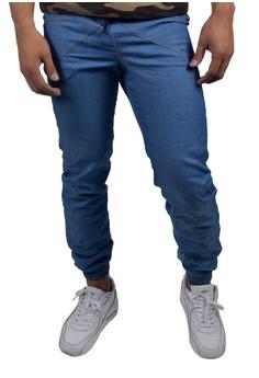 Men's Jogger Pants Detail Pocket