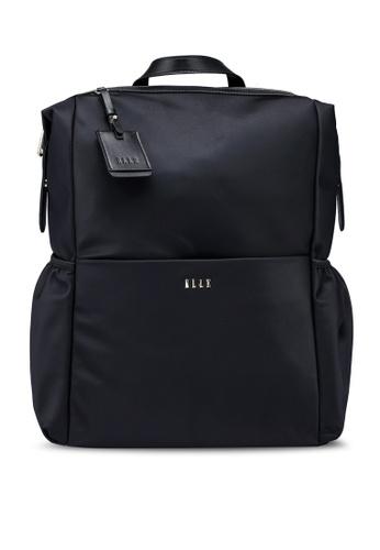 ELLE black Clara Backpack 89FFDACCAB9782GS_1