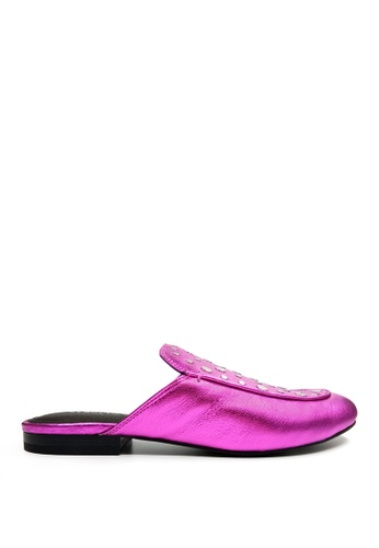 Kenneth Cole New York pink WYNTER - Slip-on Loafer 08BE6SHCA35B12GS_1