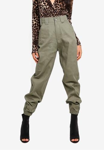 d603759130c8 Buy MISSGUIDED Slim Leg Jogger Trousers | ZALORA HK