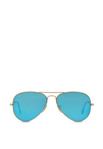 Buy Ray-Ban Aviator Large Metal RB3025 Sunglasses Online on ZALORA ... 6331e2f46a1d