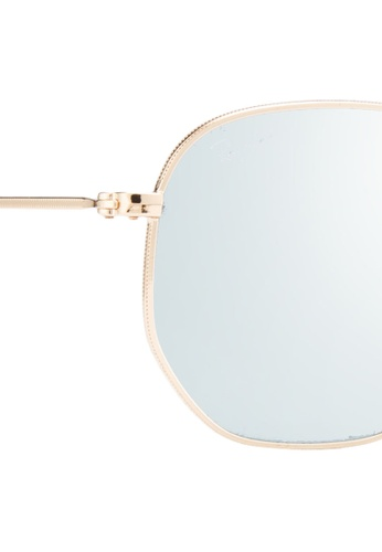 Buy Ray-Ban Hexagonal Flat Lenses RB3548N Sunglasses Online   ZALORA  Malaysia 186352010b
