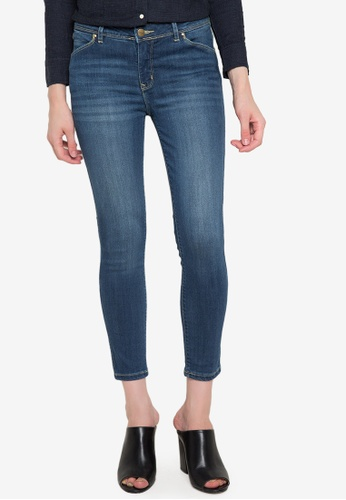 Wrangler blue Bamboo Mood Jeans WR067AA15RWAPH_1