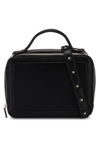 Milliot & Co. black Aya Sling Bag 6031FAC29402C7GS_1
