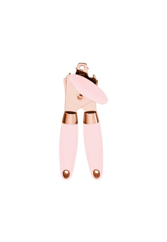 DILAS HOME pink Rose Gold Can Opener with Bottle Opener (Pink) 7AF9CHLCBCAE62GS_1