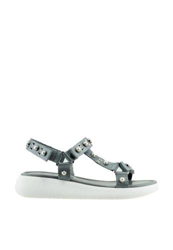 eq:iq grey eqBROOK Studded Sporty Sandals EQ351SH52UTVSG_1