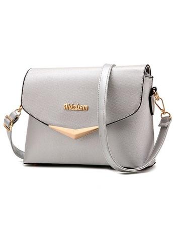 TCWK grey Ladies Sling Bag TC258AC35LNWMY_1