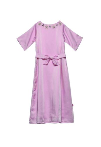 Cute pink Baju Muslim 8DED6KA1A48C28GS_1