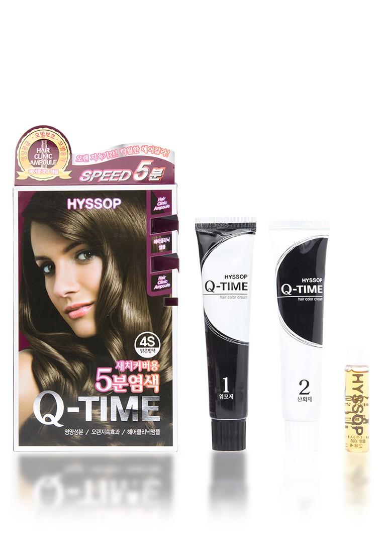 Q-Time Hair Color Cream 4S