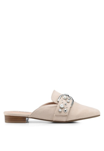 Call It Spring beige Kupfer Sandals 24117SHB843AE1GS_1