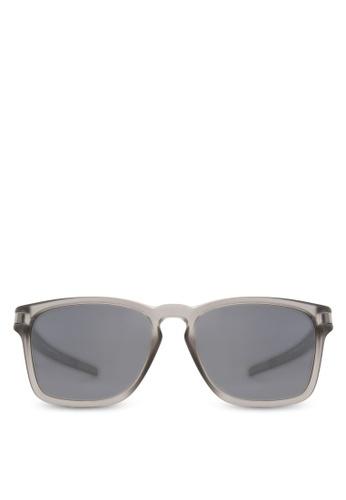 Oakley grey Performance Lifestyle OO9358 Sunglasses OA636GL37UTIMY_1