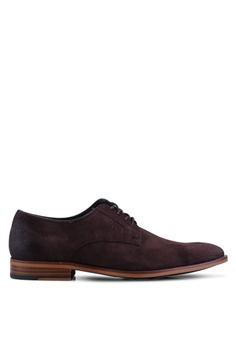 8510c8921b0 ALDO brown Forewia Derby Shoes 7EC55SHB1C8328GS 1