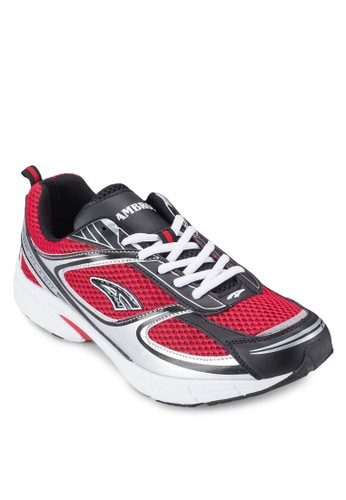 Go Flash 撞色繫帶運動esprit outlet 高雄鞋, 鞋, 運動