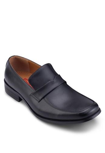 esprit台灣官網方頭商務皮鞋, 鞋, 鞋