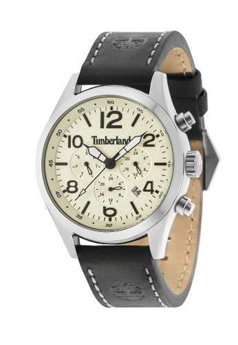 Timberland black Timberland TBL.15249JS/07  ASHMONT Men Watch 23848ACD25AED6GS_1