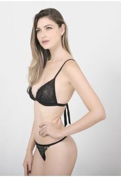 Gallery raquel lingerie Lucy Black Top Lingerie 9cbb97a554