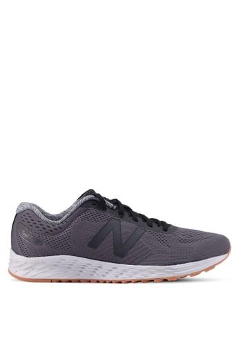 New Balance grey Arishi Sport Fitness Running Shoes 1CDECSHC67C175GS_1