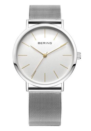 Bering gold Classic 13436-001 White 36 mm Unisex Watch 13D53ACC71BA1FGS_1