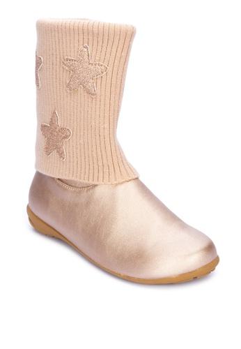 S&H pink Star 1 Boots E7984KS581DC62GS_1