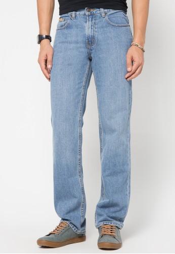 Lois Jeans blue Basic Regular Straight Jeans LO391AA34DMRID 1 c01ccfe7ce