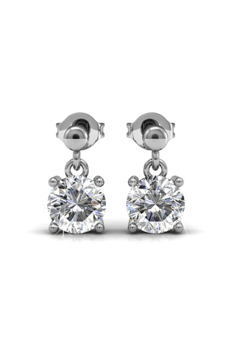 Her Jewellery silver Her Jewellery Jupiter Earrings with 18K Gold Plated 939B2ACBD27AA7GS_1