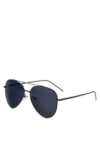 88199fc470 Urban State black Polarized Medium Classic Aviator Sunglasses  27A4CGL67FB19DGS 1