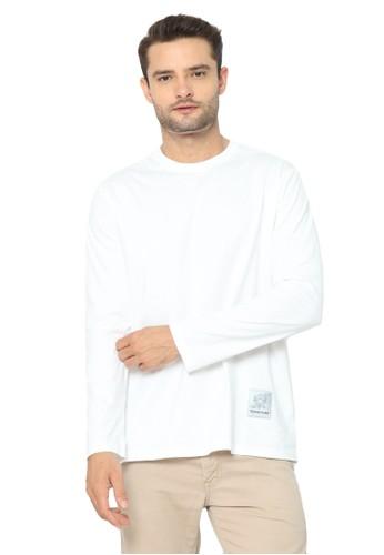 Tendencies white Tendencies Tshirt LONG SLEEVE WHITE 1CE25AAEFF4534GS_1