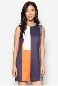 Collection Sleeveless Shift Dress