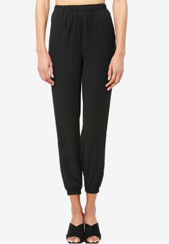 528a8b08a181f1 Buy FOREVER 21 High Waist Jogger Pants Online | ZALORA Malaysia