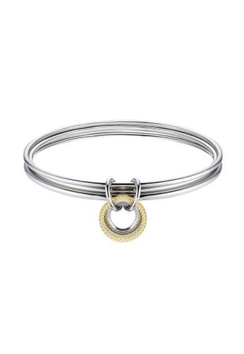 Morellato silver Morellato Essenza Jewel Rhodium-Plated In Silver Ladies Bracelets SAGX10 8895DAC150F9C2GS_1
