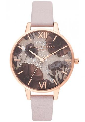 Olivia Burton gold Olivia Burton Celestial  PEARL PINK Women's Watch (OB16SP15) 3E7B9ACCF40C0BGS_1