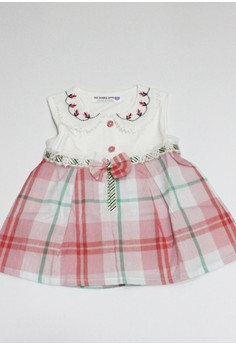 Nathalia Infant Dress