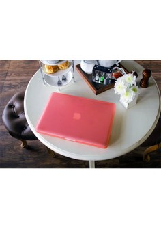 MacBook case bundle for Pro 15 RETINA – Piggy Pink