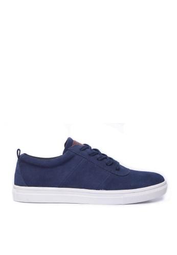Toods Footwear navy Humblepaps Elua Sneakers Navy 6B8C5SH80A9FD9GS_1