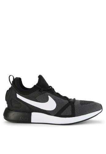 Nike black and multi Men's Nike Duel Racer Shoes NI126SH0WCKXID_1