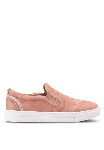 ALDO pink Grilla Sneakers 61514SH5F0461CGS_1